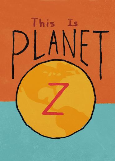 Planet Z logo image